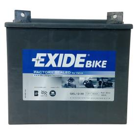 Akumulator EXIDE Factory Sealed żelowy GEL 12-30 30Ah 180A