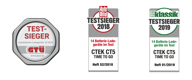 ctek ct5 time to go nagroda Autobild